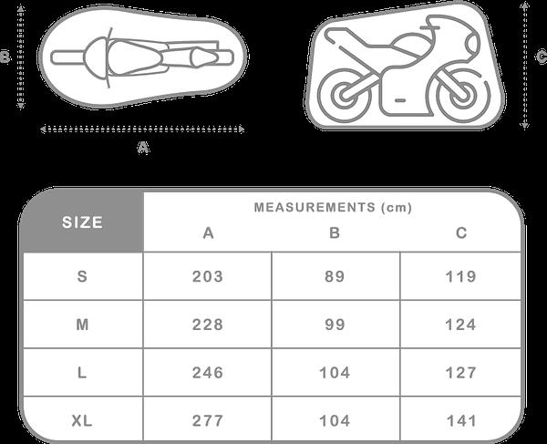 Size-bike